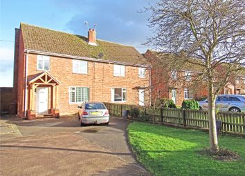 Thumbnail 3 bed semi-detached house for sale in Sowters Lane, Burton-On-The-Wolds, Leicestershire
