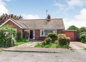 Thumbnail 4 bed detached bungalow for sale in Texel Way, Mundesley, Norwich