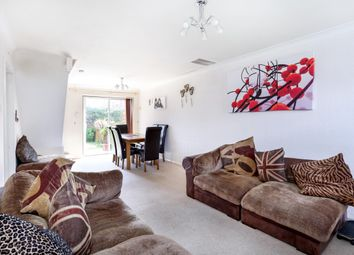 Thumbnail 3 bed terraced house to rent in Holland Gardens, Fleet