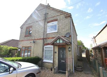 Thumbnail 2 bed semi-detached house for sale in Parkhall Road, Somersham, Huntingdon, Cambridgeshire