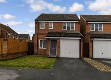 Thumbnail 3 bed detached house for sale in Hyde Park, Kingswood, Hull
