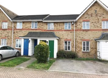 Thumbnail 3 bed terraced house for sale in 10 Weymouth Close, Beckton, London