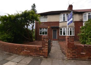Thumbnail 2 bedroom flat to rent in Guelder Road, High Heaton, Newcastle Upon Tyne
