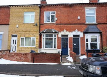 Thumbnail 2 bed terraced house for sale in Warren Road, Birmingham