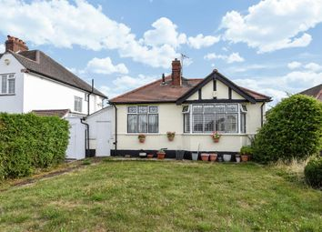 Thumbnail 2 bed detached bungalow for sale in Kingston Road, Epsom