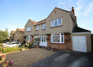 Thumbnail 3 bed semi-detached house for sale in Orchard Close, Keynsham, Bristol