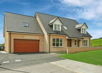 Thumbnail 4 bedroom detached house for sale in Craigton Place, Lumphanan, Banchory, Aberdeenshire