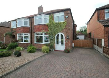Thumbnail 3 bed semi-detached house for sale in Cromer Road, Sale