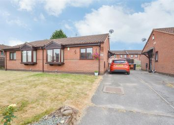 Thumbnail 2 bed semi-detached bungalow for sale in Thorntons Close, Cotgrave, Nottingham