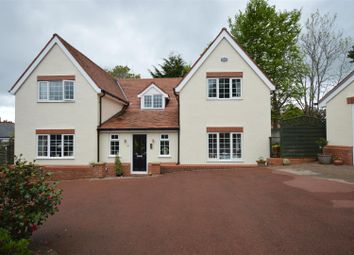 Thumbnail 4 bedroom detached house to rent in Roscote Close, Heswall, Wirral