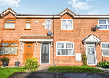 Thumbnail 2 bed terraced house for sale in Dalewood Gardens, Whiston, Prescot