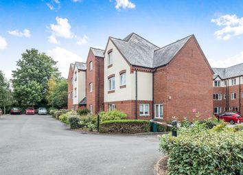 Thumbnail 1 bed flat for sale in Montgomery Court, Coventry Road, Warwick