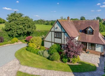 Thumbnail 4 bed detached house for sale in Longden, Shrewsbury