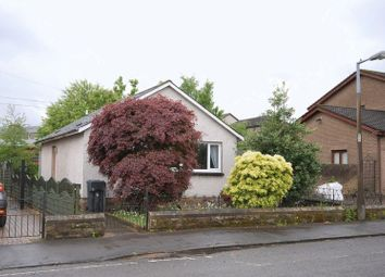 Thumbnail 1 bedroom bungalow for sale in Dean Crescent, Stirling
