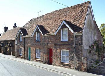 Thumbnail 2 bed end terrace house for sale in Swan Street, Kingsclere, Berkshire