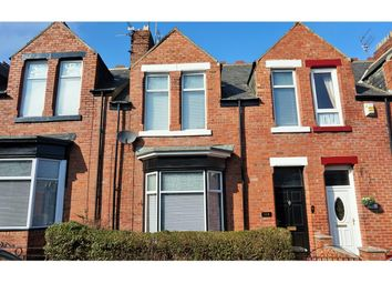Thumbnail 3 bed terraced house for sale in Cleveland Road, Sunderland