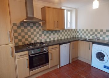 Thumbnail 1 bed flat to rent in Polkyth Road, St Austell, Cornwall