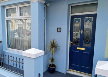 Thumbnail 3 bed terraced house for sale in Tresillian Street, Plymouth