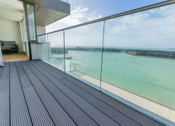 Thumbnail 2 bed flat for sale in 9 The Boardwalk, Brighton Marina Village, Brighton