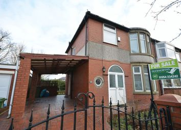 Thumbnail 3 bed semi-detached house for sale in Hatfield Road, Accrington