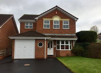 Thumbnail 4 bed property for sale in Heath View, Burntwood, Staffordshire