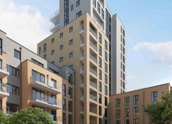 Thumbnail 1 bed flat for sale in Poppyfield House, Greenwich
