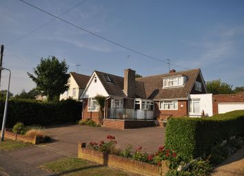 Thumbnail 3 bed detached house for sale in Broomhills Road, West Mersea, Colchester