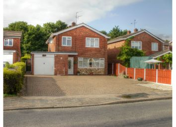 Thumbnail 3 bedroom detached house for sale in Middlemarch Road, Dereham