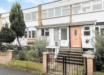 Thumbnail 4 bed terraced house to rent in Folkestone Road, Walthamstow, London