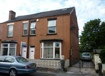 Thumbnail 4 bed semi-detached house for sale in Trafford Street, Farnworth, Bolton