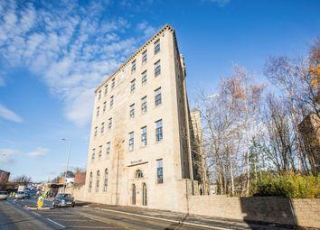 Thumbnail 2 bed flat to rent in Pellon Lane, Halifax