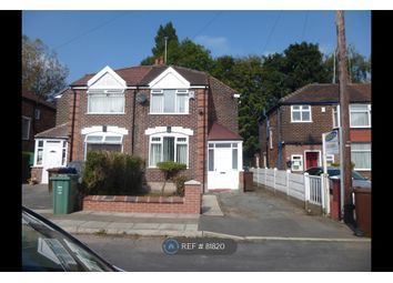 Thumbnail 3 bed semi-detached house to rent in Sandringham Grange, Prestwich, Manchester