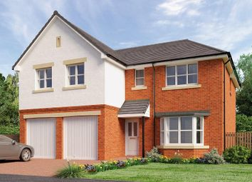 "Thumbnail 5 bed detached house for sale in ""Jura"" at Stevenston Street, New Stevenston, Motherwell"