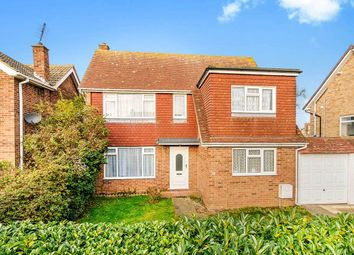 Thumbnail 4 bed detached house for sale in Dean Croft, Herne Bay
