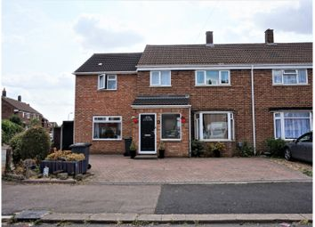 Thumbnail 4 bed semi-detached house for sale in Brays Road, Luton