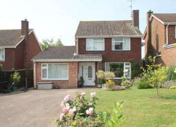 Thumbnail 3 bed detached house for sale in Arundel Road, Mitton, Tewkesbury