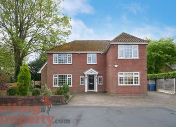 Thumbnail 4 bed detached house to rent in The Warke, Worsley, Manchester