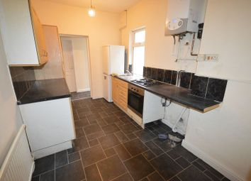 Thumbnail 3 bedroom terraced house to rent in Wilberforce Road, Leicester