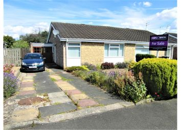 Thumbnail 2 bed semi-detached bungalow for sale in Melness Road, Newcastle Upon Tyne