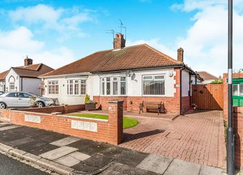 Thumbnail 2 bed bungalow for sale in Huntcliffe Gardens, Newcastle Upon Tyne