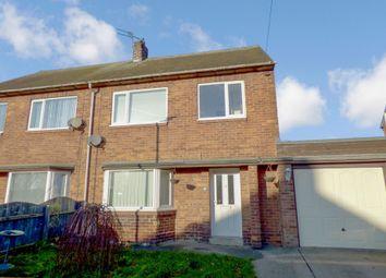 Thumbnail 3 bed semi-detached house to rent in Hartlands, Bedlington
