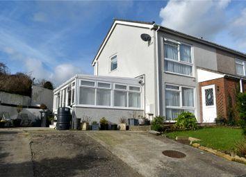 Thumbnail 3 bed detached house for sale in Castle View, Pembroke, Pembrokeshire