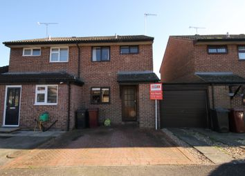 Thumbnail 2 bed property to rent in Springfield Close, Lavant, Chichester