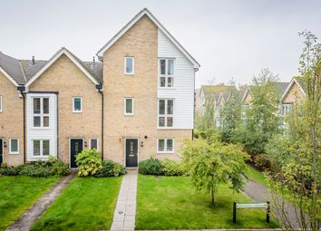 Thumbnail 4 bed semi-detached house for sale in Butterfly Crescent, Nash Mills Wharf, Hemel Hempstead
