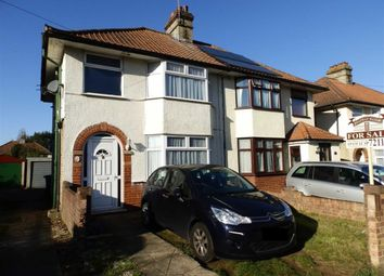 Thumbnail 3 bedroom semi-detached house for sale in Avondale Road, Ipswich, Suffolk