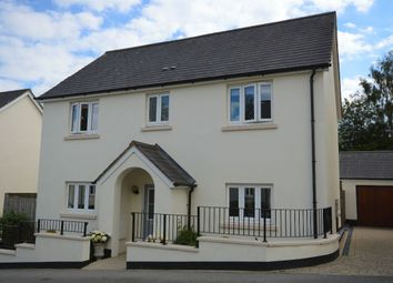 4 bed detached house for sale in Townland Rise, Petrockstow, Okehampton EX20