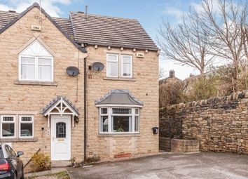 Thumbnail 2 bed end terrace house for sale in North Lodge Fold, Dewsbury