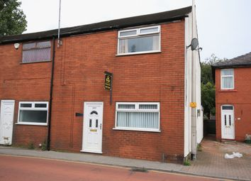 Thumbnail 2 bed terraced house for sale in City Road, Orrell, Wigan