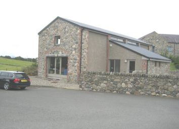 Thumbnail Office to let in Ty Gwair, Llanwnda, Caernarfon
