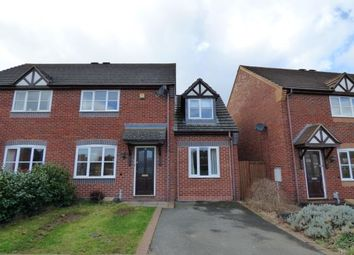 Thumbnail 3 bed semi-detached house for sale in Antony Gardner Crescent, Whitnash, Leamington Spa, Warwickshire